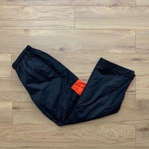 ▪️🔺Early 2000s Nylon Zip Sweatpants (Sz M)